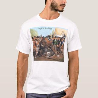 Camisa inglesa do buldogue