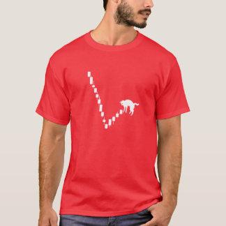 Camisa inoperante do mercado de valores de acção