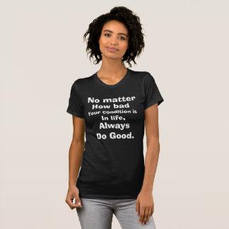 Camisa inspirada