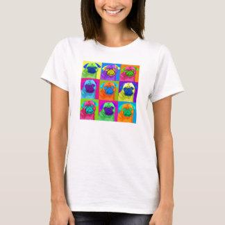 camisa inspirada do Pug