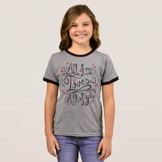 Camisa inspirada lunática da campainha das