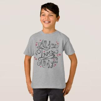 Camisa inspirada lunática de Tagless das citações