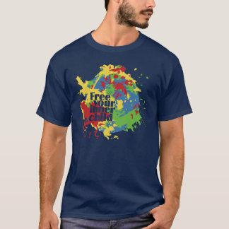 Camisa INTERNA da CRIANÇA - escolha o estilo & a
