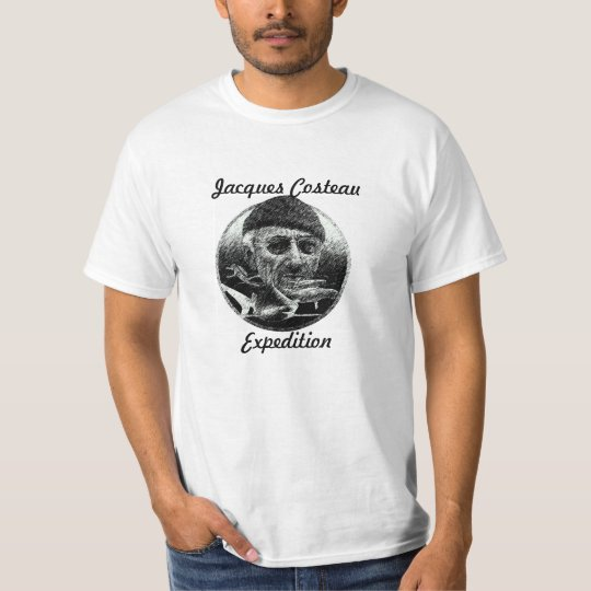 Camisa Jacques Costeau Expedition simple