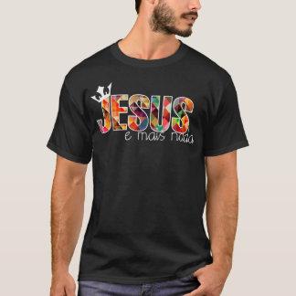 Camisa Jesus e Mais nada