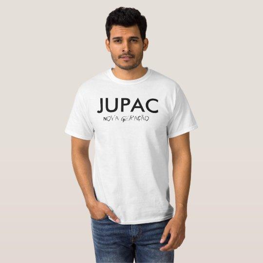 Camisa JUPAC - Nova Geração - 2017