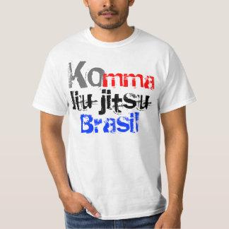 camisa komma jiu-jitsu