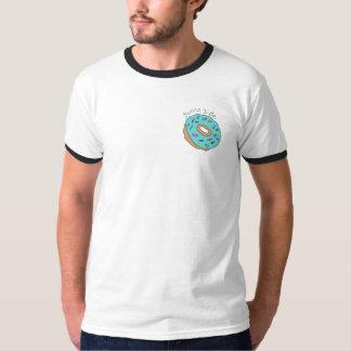 Camisa lateral ensolarada da rosquinha