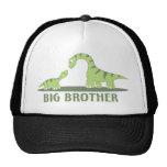 Camisa legal do big brother - tema do dinossauro bonés