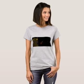 Camisa legal do Dia das Bruxas do gato do gengibre