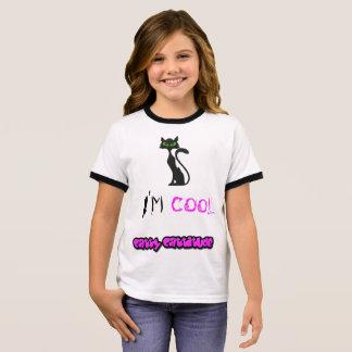 Camisa legal do gato T