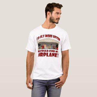 Camisa leve para um piloto do rato de bloco