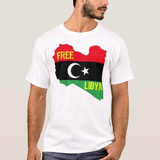 Camisa livre de Líbia
