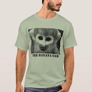 Camisa livre de Sam da banana