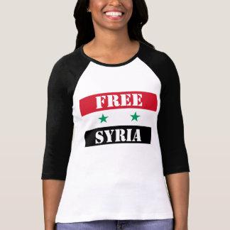 Camisa LIVRE de SYRIA