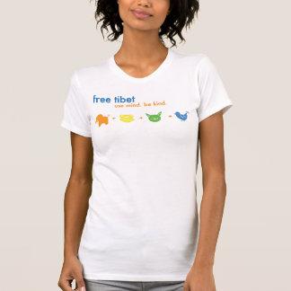 Camisa livre de Tibet Hannah