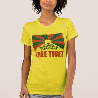 Camisa livre de Tibet T