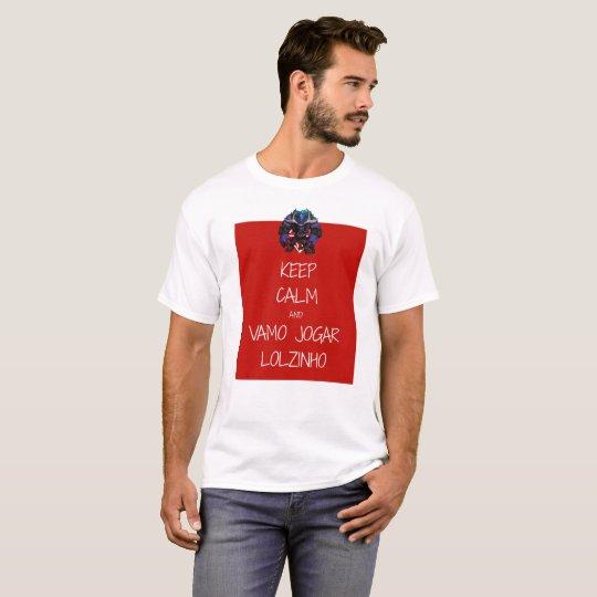 Camisa LOL