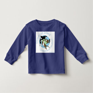 Camisa longa da luva da criança tshirts