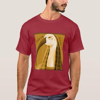 Camisa longa da luva das senhoras do papiro de