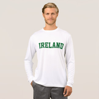 CAMISA LONGA da LUVA de Ireland