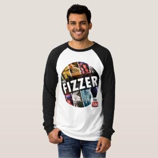 Camisa longa da luva do Raglan de TheFizzer