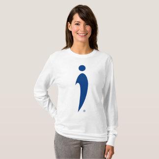 """Camisa longa do Sl inabilidades """"mim"""" - das"""