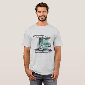 Camisa louca dos máximos #4 da ciência…!
