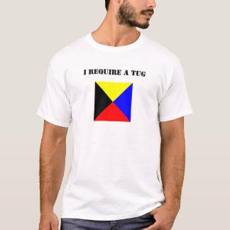 Camisa Luz-Colorida da bandeira do tribo Zulu