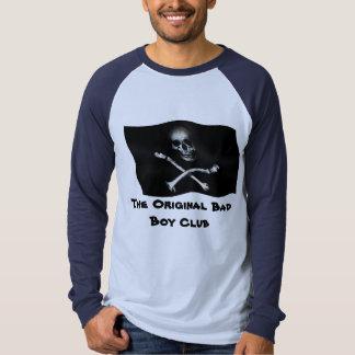 Camisa má do clube do menino tshirts