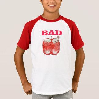 Camisa má dos meninos de Apple