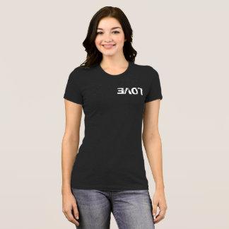 Camisa macia do amor