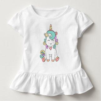 Camisa mágica da criança da ilustração do