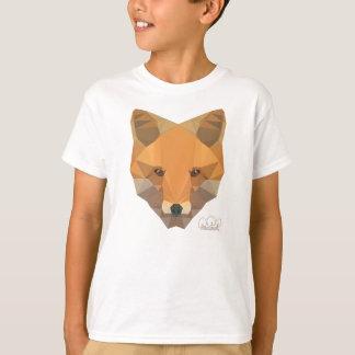 Camisa manhoso do Fox dos miúdos