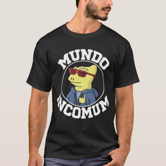 Camisa Masculina Preta - Mundo Incomum
