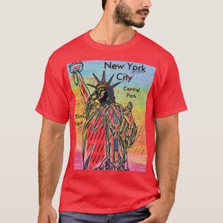 Camisa máxima da liberdade 9-11 T do estilo de NYC