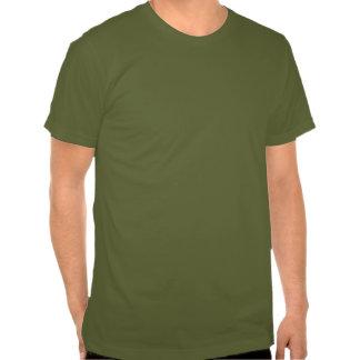 Camisa meados de da classe camisetas