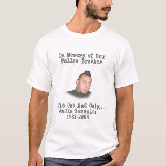 Camisa memorável 1 de Julio