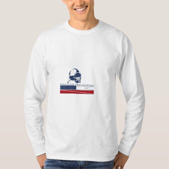 Camisa mergulhador profissional tw band