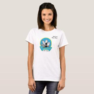Camisa mineral da sociedade de Sacramento