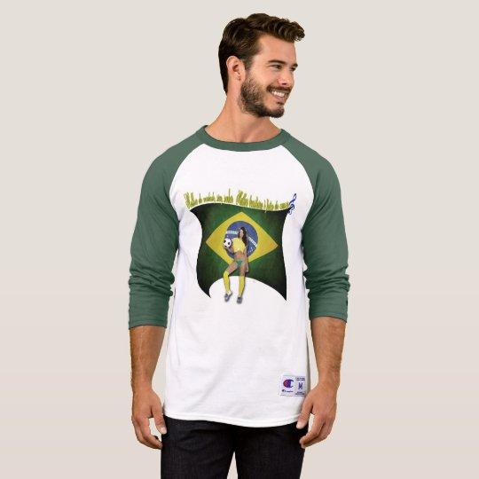 Camisa Mulher Brasileira
