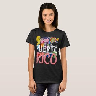 Camisa mural dos grafites legal de Puerto Rico,