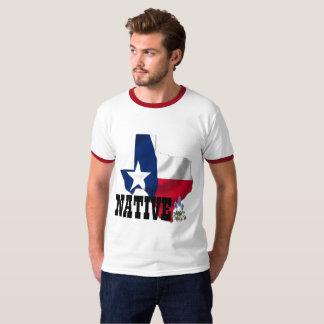 Camisa nativa do Texan