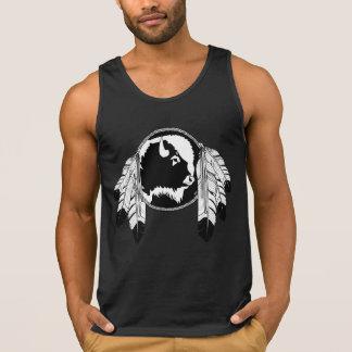 Camisa nativa dos animais selvagens dos homens