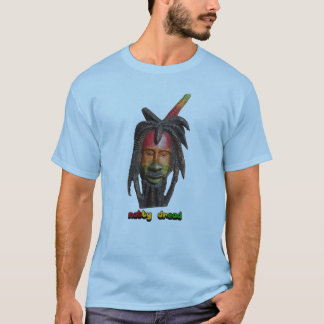 Camisa Natty de Rastafari do temor