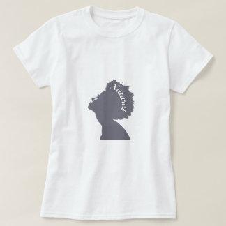 Camisa natural do cabelo T Camiseta