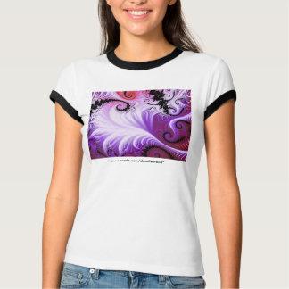 Camisa nevado das videiras