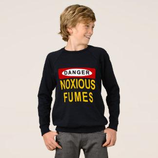 Camisa nociva das emanações