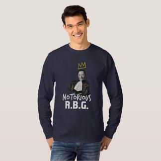 Camisa notória de RBG Ruth Bader Ginsburg