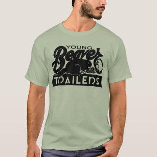 Camisa nova do reboque do castor